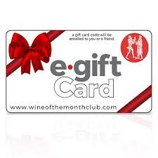 virtual gift certificate
