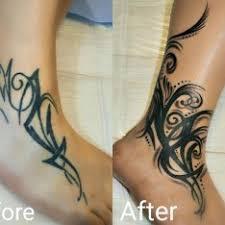 Tetování Ornamenty Noha Tetování Tattoo