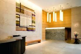 Full Image for Modern Residential Apartment Lobby Interior Design The  Metropolisapartment Ideas ...