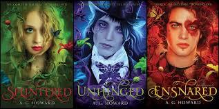 splintered series covers