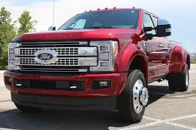 2017 ford f 350 dually. Modren Ford 2017 Ford FSeries Super Duty First Drive Review Featured Image Large  Thumb0 And F 350 Dually 7
