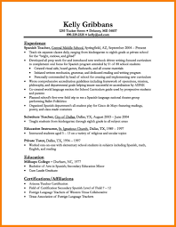 Sample Resume For Teachers Resume Teaching Cv Template Chic Sample Teacher Experience 91