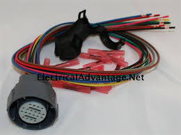 le external harness repair kit