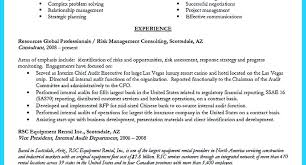 Sample Resume Bank Internal Auditor External Auditors Resumes