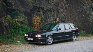 1993 / BMW M5 3.8 E34 Touring / Gopro5 / Donut - YouTube
