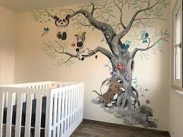 Originele Ontwerpen Voor Babykamer Muurschilderingen Saskia De Wit