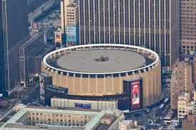 pennsylvania station the drum of madison square garden
