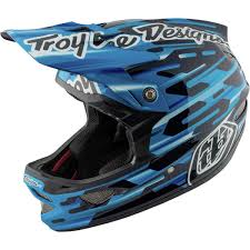 Code Blue Designs Amazon Com Troy Lee Designs D3 Carbon Mips Helmet Code Blue