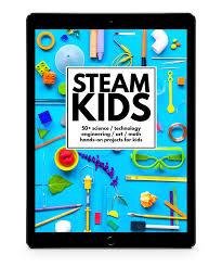 steam kids ebook