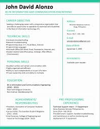 Mba Marketing Resume Format For Freshers Unique 36 New Mba Resume