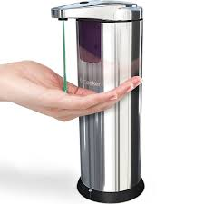 best electric soap dispensers