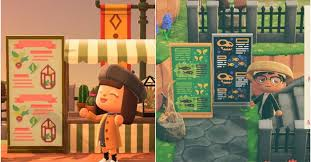 New horizons, it would also be a welcome change of pace. Cafe Interior Designs Coffee Shop Panel Design Animal Crossing