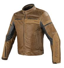 dainese stripes evo leather jacket perforated clothing jackets motorcycle brown dainese leather jackets for