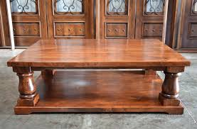 Superb ... Large Size Of Coffee Tables:breathtaking Brown Rectangle Wood Storage Rustic  Coffee And End Tables ... Good Looking