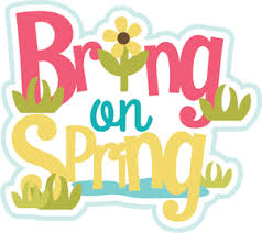 Image result for i am ready for spring