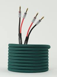 speaker cable perfect pairing of form and function