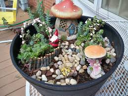 fairy garden items. Exellent Fairy My First Fairy Garden Items From Dollar Store And JoAnns Fence Was Hand  Made As Well Trellis For Fairy Garden Items