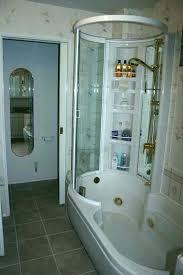 fiberglass tub shower combo one piece bathtub amazing units walk