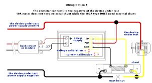 circuit breaker wiring diagram as well dc ammeter shunt wiring Ammeter Circuit Diagram at Amp Meter Shunt Wiring Diagram