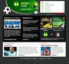 joomla football template. Soccer Club Website Demo Templates Joomla Template astrnmrco
