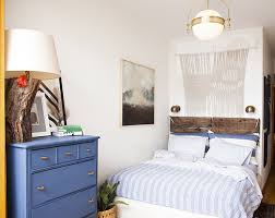 Before & After: A Small-Space Bedroom Makeover