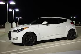 hyundai veloster 2015 white. Plain Veloster Hyundai Veloster White With Black Rims Find The Classic Of Your Dreams   Wwwallcarwheelscom For 2015