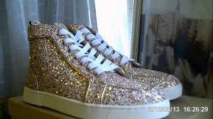 Glitter Bottom Shoes Designer 2015 Hot Christian Louboutin Glitter Fashion Shoes Luxury
