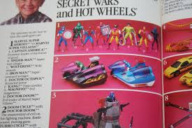 toy catalogs 1984 mattel wish list