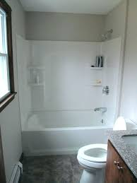 sterling bathtub fiberglass shower combo jetted tub reviews surround kohler and lo