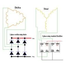 three phase electrical wiring installation at home 3 phase star and delta rectifiers see more home electrical wiring diagrams