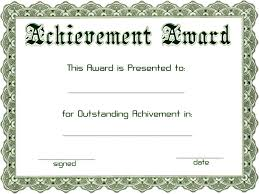 29 Images Of Blank Award Certificate Template Word | Dotcomstand.com