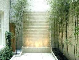 modern outdoor wall mounted fountains fountain