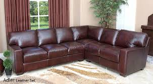 Adler Costco Throughout Leather Couch Inspirations 4 Leather Couch Costco A74