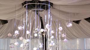 glass orb lighting. Lighting Decor,bulb. Glass Beads. Beads Are Hanging On The Ceiling. Balls As Decoration Light Bulb. Orb O