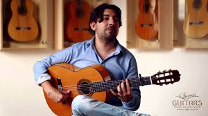 Antonio Rey plays Buleria by Antonio Rey on a 2008 José Ramirez - YouTube