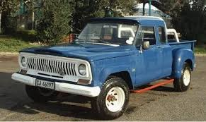 1974 4 door jeep gladiator pick up