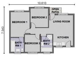 3 bedroom house plans. 3 bedroom house modern design latest gallery photo plans n