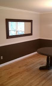 Best  Two Tone Walls Ideas On Pinterest Two Toned Walls - Dining room color ideas with chair rail
