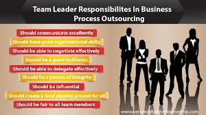 Team Leader Responsibilities In Bpo Personality Development Tips