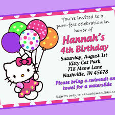 invitation cardtemplates hello kitty printable birthday invitation cardtemplates hello kitty printable birthday invitations