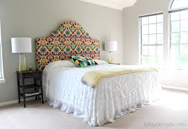 Cheap Diy Headboard How To Make A Bed Headboard Apartment
