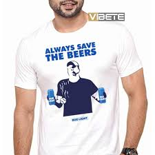 Funny Bud Light Shirts Jeff Adams Beers Over Baseball Funny Bud Light T Shirt Quotes