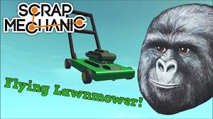 flying lawnmower wallpaper. flying lawnmower gif noneedtobeupset chill flyinglawnmower wallpaper