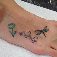 Dragonfly Tattoo Ideas Popsugar Beauty Australia