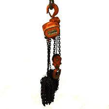 ingersoll rand chain hoist ingersoll rand roughneck 20 foot lift chain 3 ton manual fall chain hoist 6000