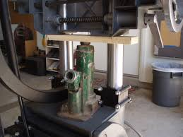 shopsmith 10er drill press. carriage positioning - drill press mode shopsmith 10er