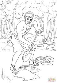 Parable Of The Talents Coloring Page Free Printable Coloring Pages