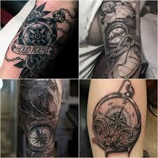 пин от пользователя Tattoo Ideasru на доске тату компас эскиз