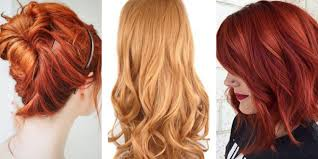 Dark Brown Red Hair Color Chart Most Popular Red Hair Color Shades Matrix