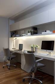 ideas for a small office. Lighting Led Custom Built Desks Home Office Decorating Ideas Small Work Christmas Tree For A T